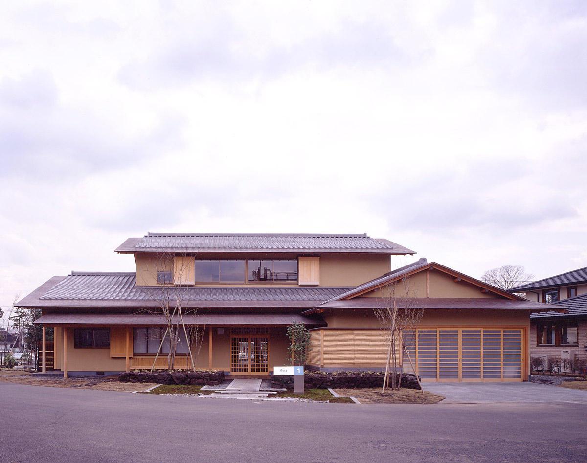 No.2 立川・数寄屋展示場