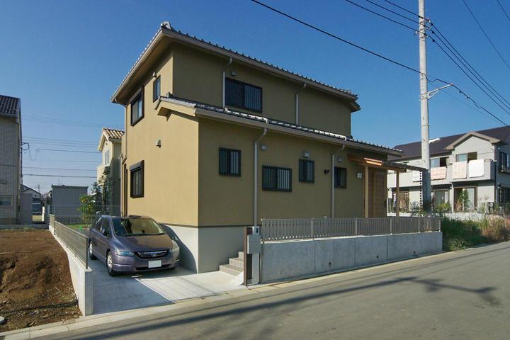 No.28 白井東の家