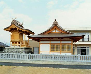 No.7 三島神社 静岡市清水区